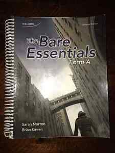 The Bare Essentials - Form A (7th Edition)