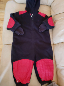 Tommy Hilfiger bunting suit