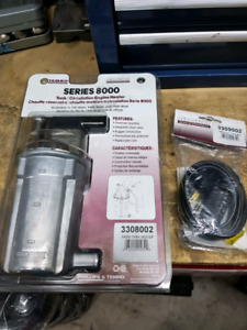 GRIMSBY- Engine block coolant heater circulator brand new