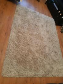 Ikea gaser rug cream 170x240cm