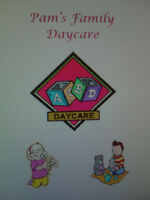 Pam's Family Daycare - Licensed