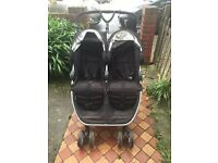 Britax twin pram for sale