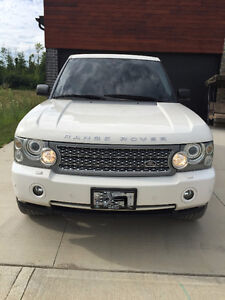 2009 Land Rover Range Rover Supercharge SUV, Crossover