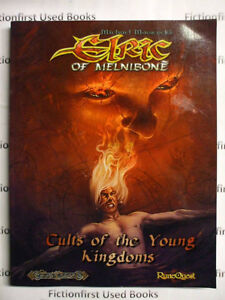 Roleplaying Manuals: Elric of Melnibone: Cults of the Young King