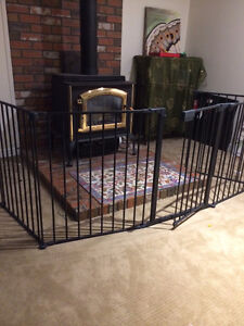 Fireplace safety gate Prince George British Columbia image 1