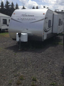 Coachman Catalina 2013 - Santara Series (JUST REDUCED)