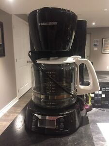 Black&Decker Coffee Maker Stratford Kitchener Area image 1
