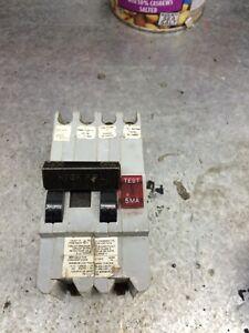 40 AMP federal pioneer GFI breaker