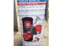 Complete Boxing punchbag kit