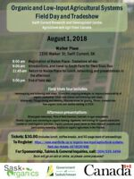 Organic and Low-Input Agriculture Systems Field Day