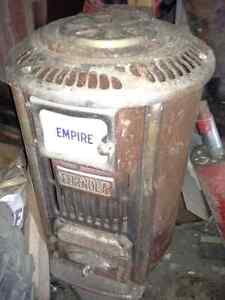 Empire Antique Wood Stove Regina Regina Area image 1