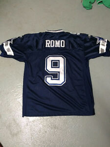 Authentic DALLAS COWBOYS Tony Romo Jersey