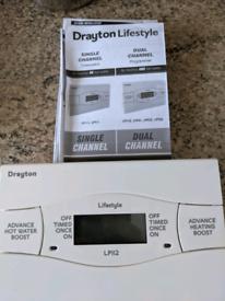 Free Drayton lp712 thermostat
