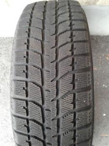 "16"" BRIDGESTONE used Winter Tires 225/65/16"