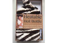 Heatable Hot Bottle
