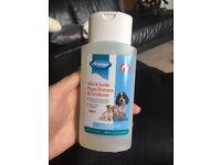 Armitage puppy shampoo and conditioner