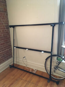Steel bed frame (double/queen/king)