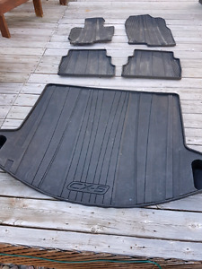 Mazda CX-5 all weather mats (5)