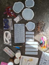 Resin craft bundle
