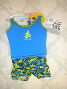 Swim aid for boys never used