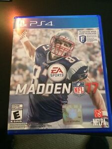 Madden 17 for sale
