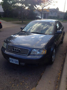2004 AUDI A6 4.2L AWD fully loaded