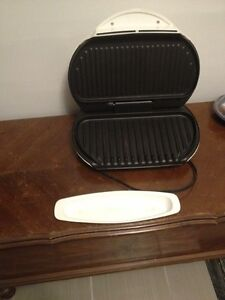 George Foreman Lean Mean Fat Grilling Machine Kitchener / Waterloo Kitchener Area image 2