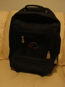 Mickey Mouse BACK PACK - Rolling Travel Bag / Luggage