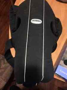 Baby bjorn baby carrier and new cover