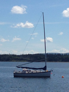Sailboat Nonsuch 30C for sale