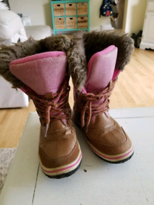 Size 11 Thinsulate Girls Winter Boots