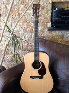 Beautiful Martin DX1RAE Acoustic
