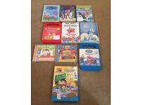 Children's DVD/cd bundle