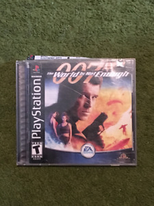 007: The World is not Enough for PS1