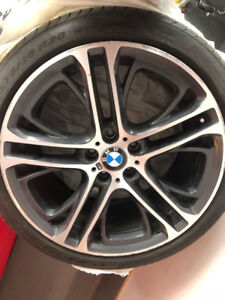 BMW Mags with summer tires
