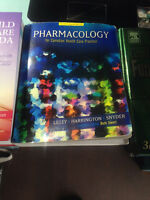 Pharmacology textbook