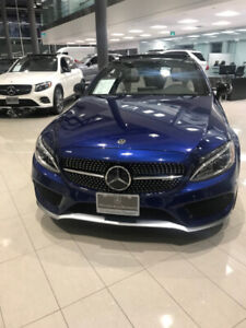 Mercedes C43 AMG Coupe 2018 Lease takeover