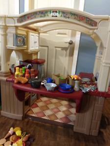 Cuisinette pour enfants Step 2 avec BBQ