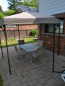 11' Gazebo with Cover