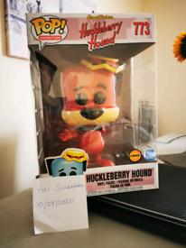 Huckleberry hound chase Funko Pop 10inch