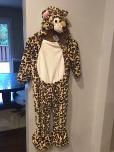Childs Leopard Costume