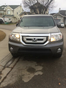Just 105Kims that's all 2011 Honda Pilot EX-L 4WD SUV, Crossover