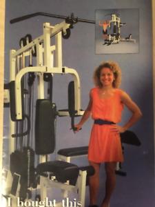Versa Home Gym