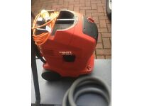 Hilti Hoover extraction vac