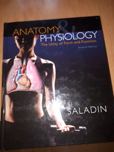 Anatomy and physiology textbook 7th edition