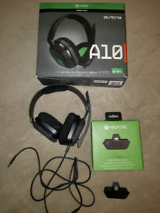 Astro A10 Xbox one stereo headset adapter