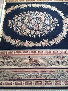 Beautiful great condition very large rug!