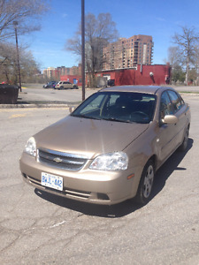 2005 Chevrolet Optra LS Sedan - Motivated to sell!