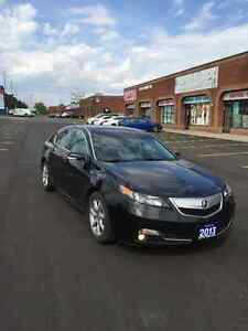 2013 ACURA TL ***LOW KM'S!!! DRIVES GREAT!!! MUST SEE!!