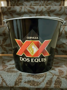 Dos Equis Beer Pail